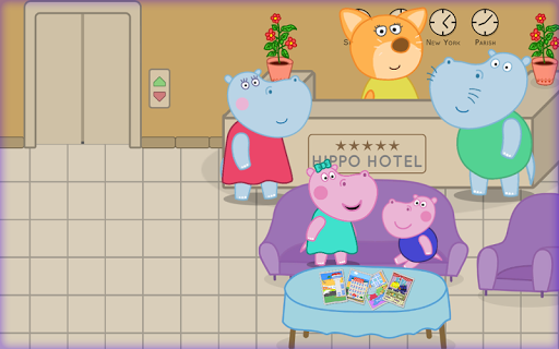 Hippo Beach Adventures Apk Download Free for PC, smart TV