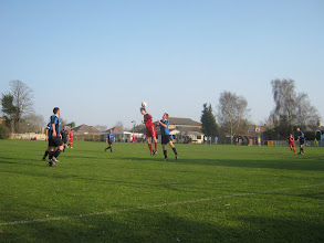 Photo: 24/03/12 v Rottingdean Village (Sussex County League Div 3) 0-2 - contributed by Justin Holmes