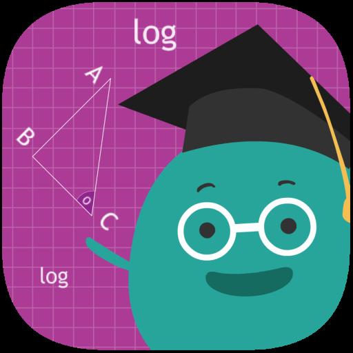 Matematika SMA : Logaritma dan Trigonometri (app)