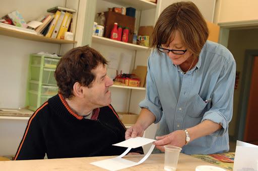soutenir arche agenais accueil handicap mental