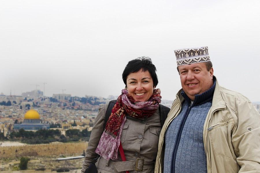 Отзыв туристов о гиде в Израиле