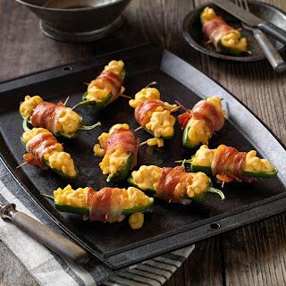 VELVEETA® Grilled Jalapeño Poppers