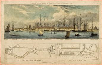 Photo: east india docks