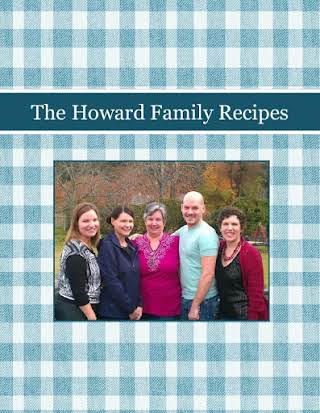 The Howard Family Recipes