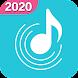 無料音楽プレイヤー:無料で音楽が聴き放題の無料ミュージックアプリ、連続再生!