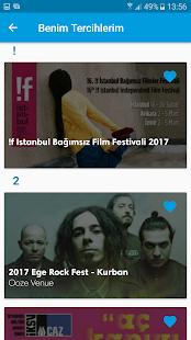Biletix Screenshot