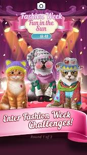 Knittens: A Fun Match 3 Game MOD (Unlimited Gems/Coins/Lives) 2