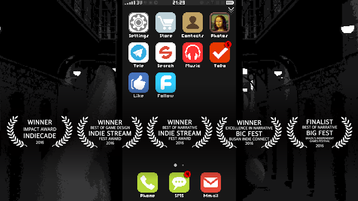 Replica- screenshot