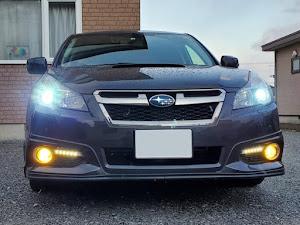 レガシィB4 BMG 2.0 GT DIT アイサイト 4WDのカスタム事例画像 青森県のタイプゴールドさんの2019年12月13日22:30の投稿