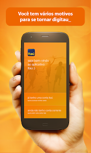 Banco Itaú- screenshot thumbnail