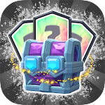 Chests simulator for CR Icon