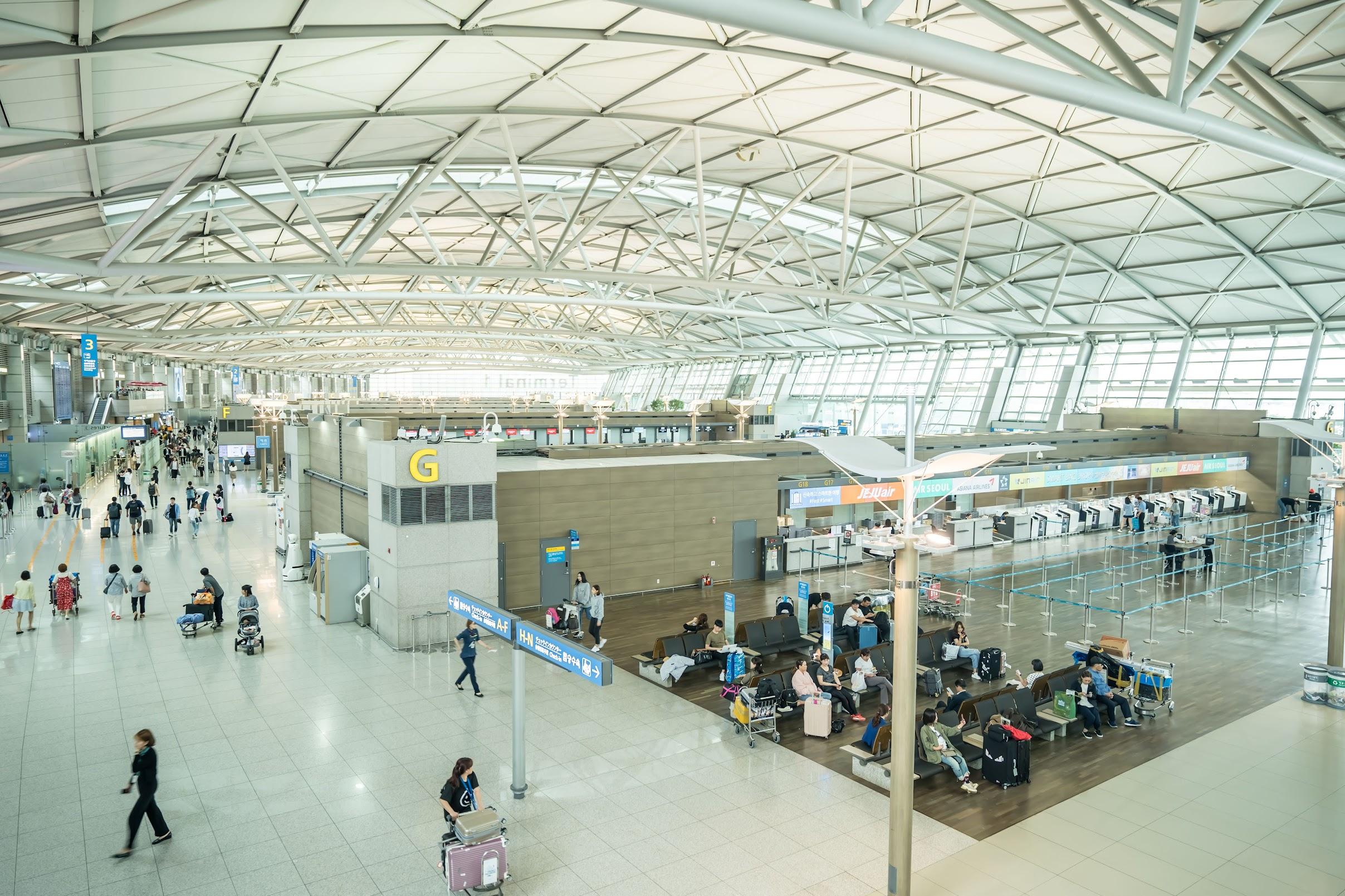 Incheon International Airport5