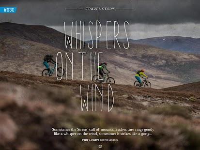 ENDURO Mountainbike Magazine- screenshot thumbnail