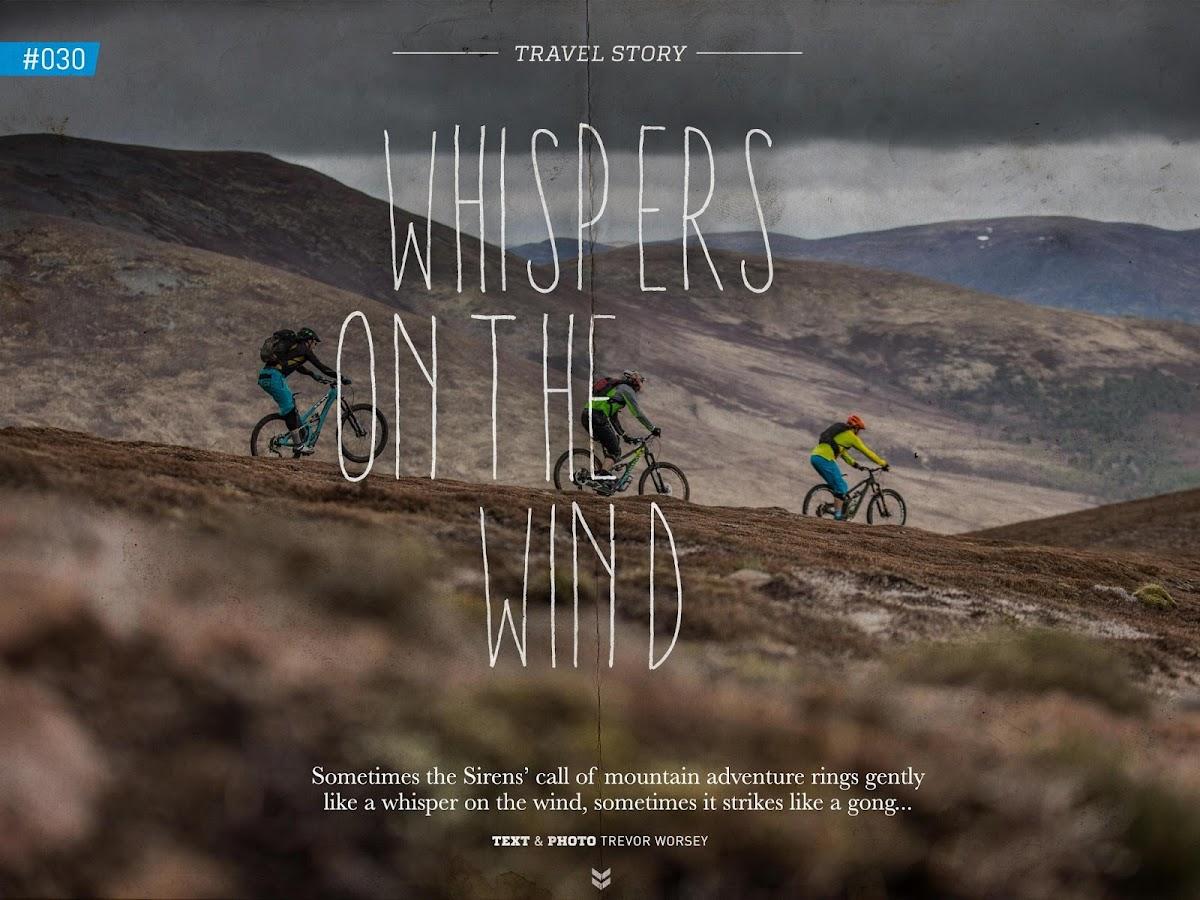 ENDURO Mountainbike Magazine- screenshot