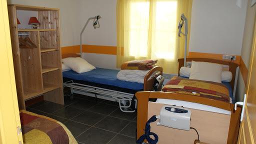 La Grange, gîte adapté tous handicaps, lits médicalisés