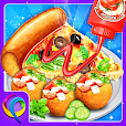 Italian Food Chef - Italian Pizza Cooking Game
