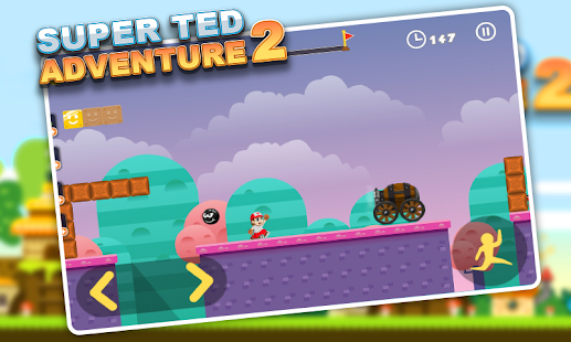 Super Ted  Adventure 2 (Jungle Adventure ) - náhled