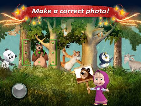 Masha and the Bear: Kids Games 1.04.1507151137 screenshot 1313