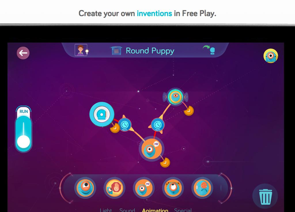 Wonder for Dash & Dot Robots- screenshot