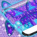 キュートなバタフライキーボード icon
