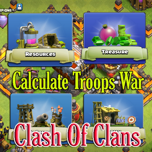Calculator Clash Of Clans 書籍 LOGO-玩APPs