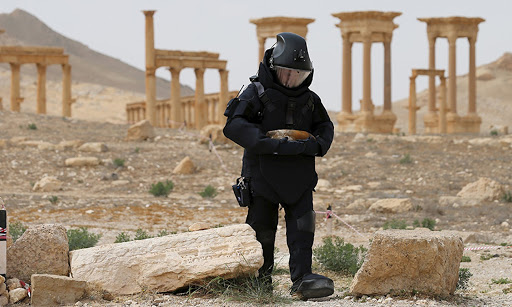 The guard is also the thief: Why is Russia so interested in the Syrian cultural heritage?