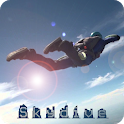 Skydive Drone Jumping icon