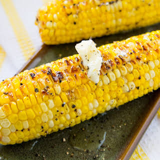 Magical Oven Roasted Corn!.