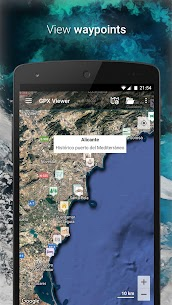 GPX Viewer – Tracks, Routes & Waypoints 4