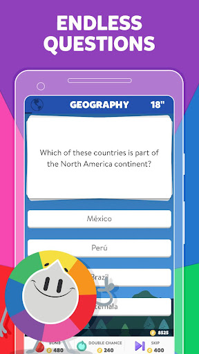 Trivia Crack - screenshot