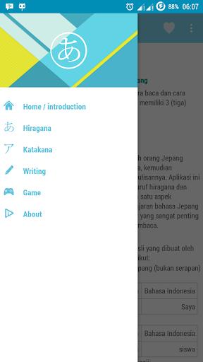 Hiragana Katakana Indonesia