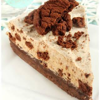 Triple Choc Cookies n Cream Ice Cream Cake.