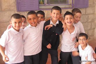Photo: École syriaque Mar Ephrem, Beit Jala