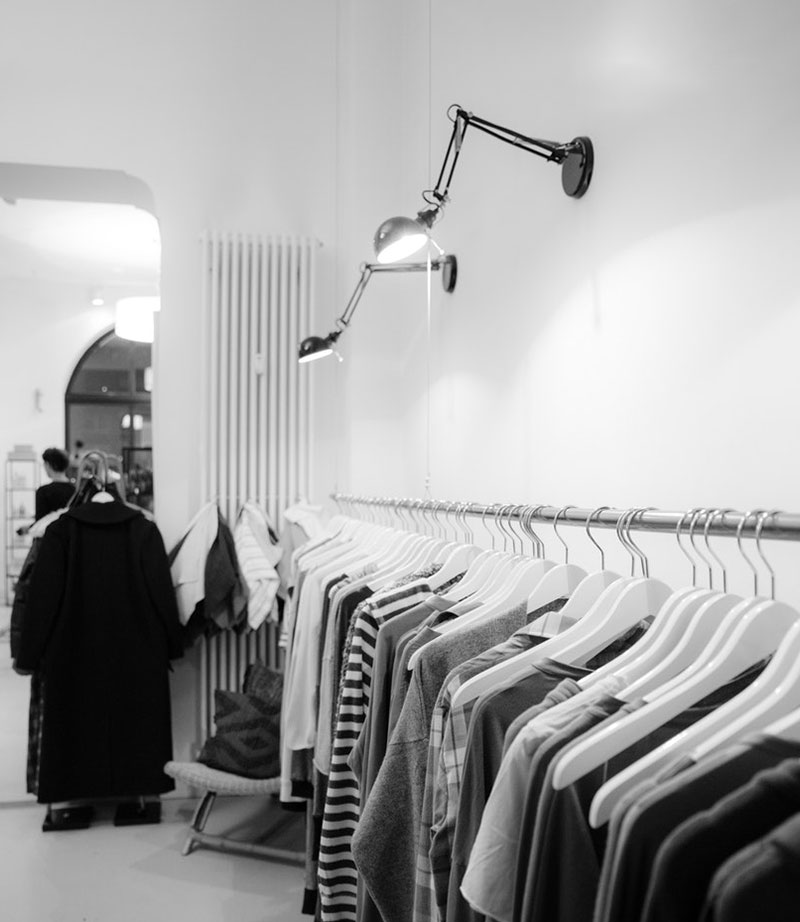 Luxury clothes