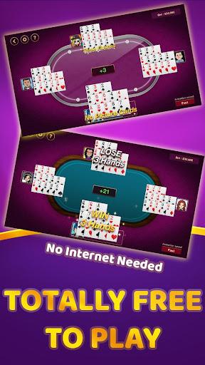 Chinese Poker Offline 1.0.2 screenshots 10
