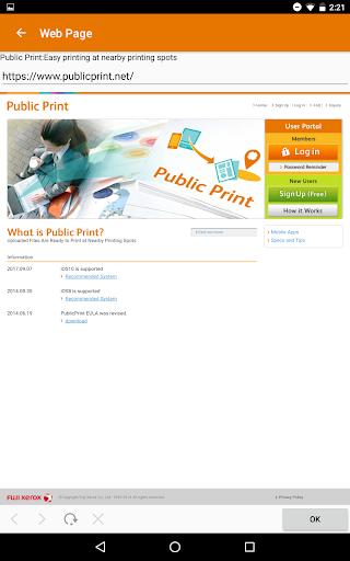 Public Print 1.5.0 Windows u7528 2