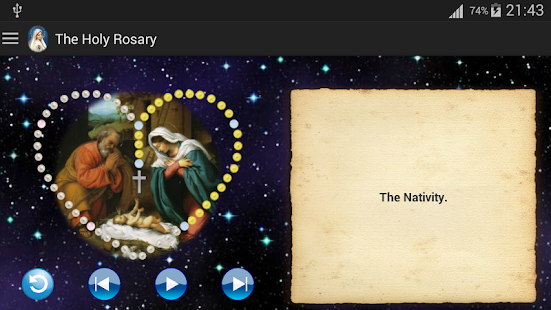 The Holy Rosary- screenshot thumbnail