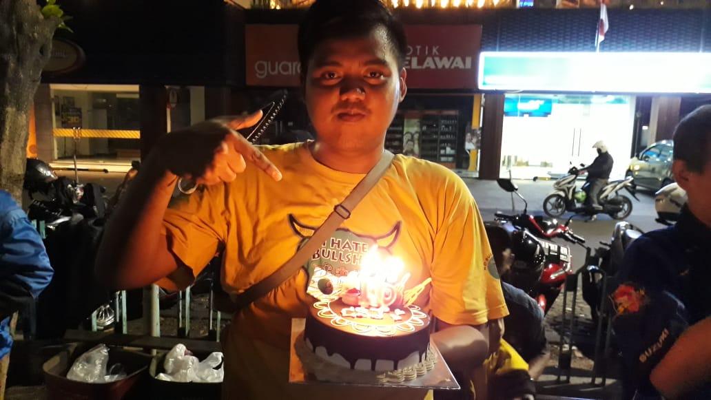 Dirgahayu Club Smash Jakarta yang ke-16 Tahun