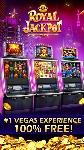 Royal Jackpot Casino - Free Las Vegas Slots Games 1.28.0 screenshots 1
