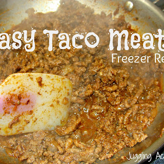 Easy Taco Meat