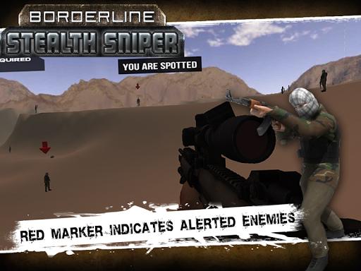 Borderline Stealth Shooter