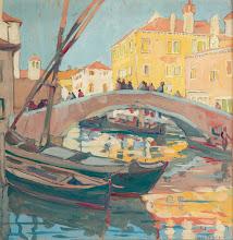 """Photo: Jane Peterson, """"Venezia, tardo pomeriggio"""""""