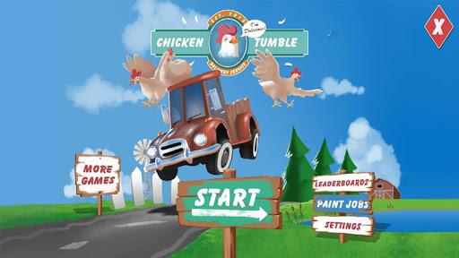 Chicken Tumble
