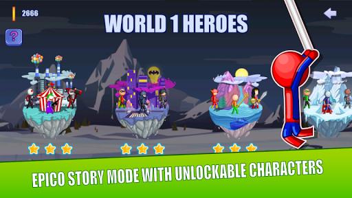 Stick Fight Online: Multiplayer Stickman Battle 2.0.29 screenshots 13