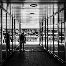 Photo: passage...  #gplusanniversary  #GPlusAnniversaryLuzern  #luzern06302012  #street #streettogs #streetphotography #shootthestreet #blackandwhite #bw #monochrome