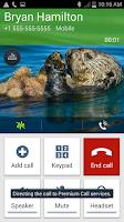 Screenshot of FreedomPop Messaging