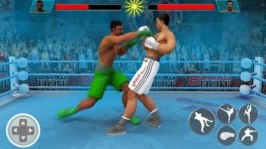 Ninja Punch Boxing Warrior: Kung Fu Karate Fighter 3.1.2 Mod + Data Download 2