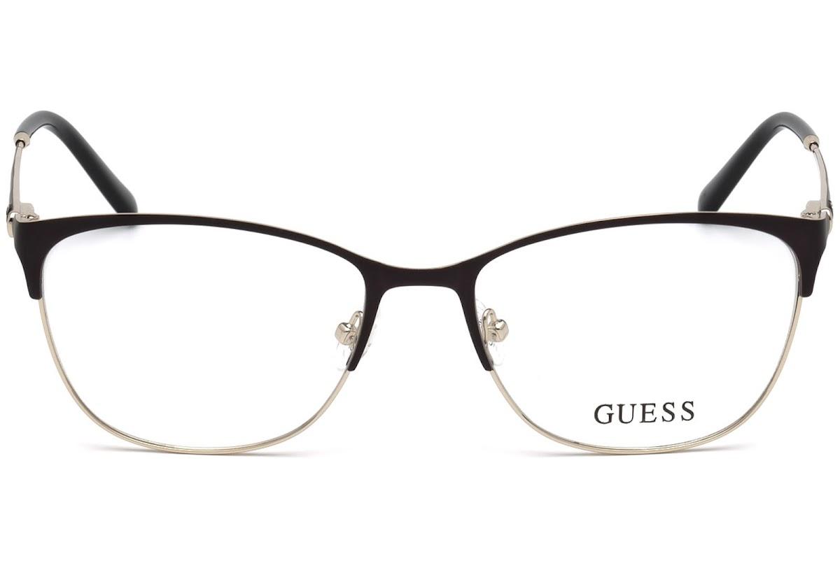 Buy Guess GU2583 C55 002 (matte black / ) Frames | opti.fashion