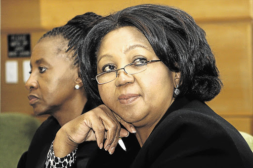 SABC board chairman Ellen Tshabalala had a BCom degree from the University of South Africa and a postgraduate degree in Labour Relations, but Unisa denied Tshabalala was awarded a degree. Parliament has instituted proceedings to suspend her with immediate effect over allegations that she lied to the institution about her qualifications. File photo