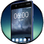 Launcher Theme for Nokia 5